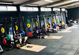 Fitness in Den Bosch